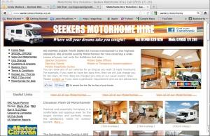 Seekers Motorhome Hire